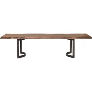 Bent Dining Table, Extra Small