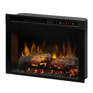 "Realogs Multi-Fire XHD™ 26"" Plug-in Electric Firebox"