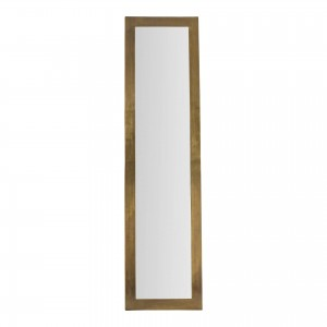 Cate Metal Tall Mirror by MOE'S
