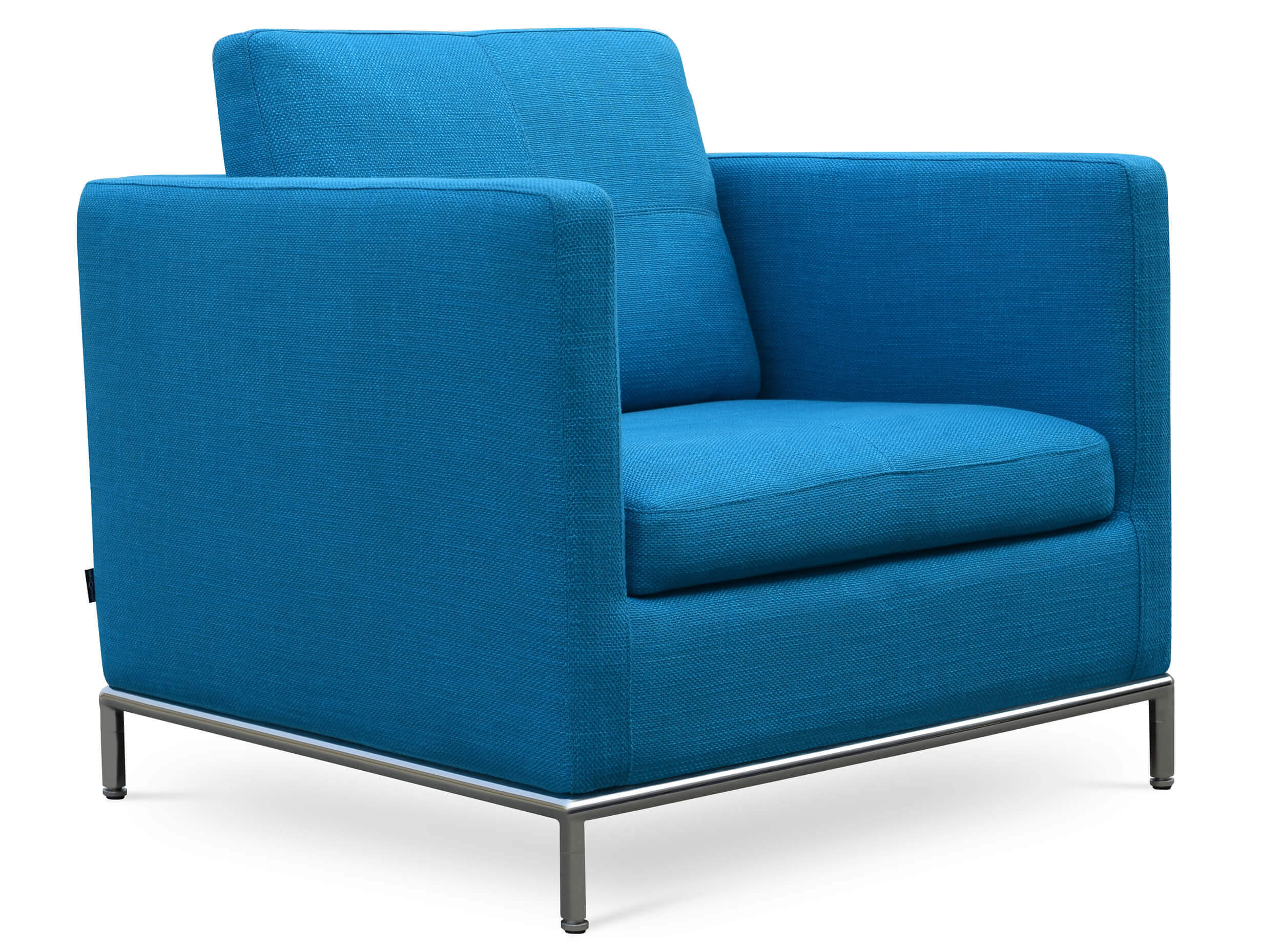 Istanbul Armchair Turquoise Fabric Buy line at Best Price SohoMod