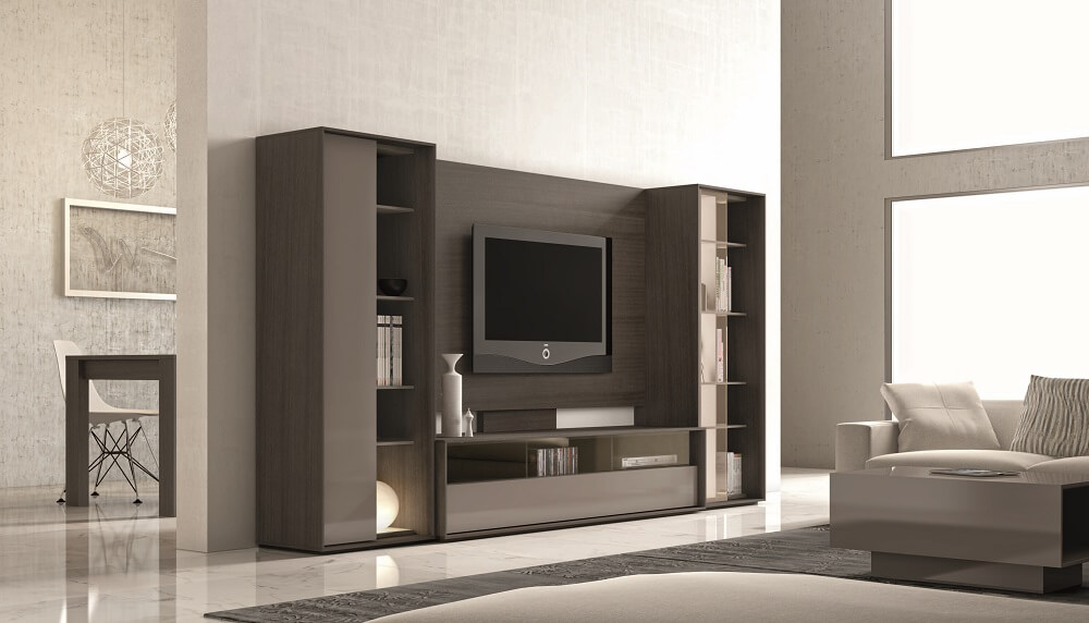 Awesome Composition 220 Wall Unit Buy Online At Best Price   SohoMod