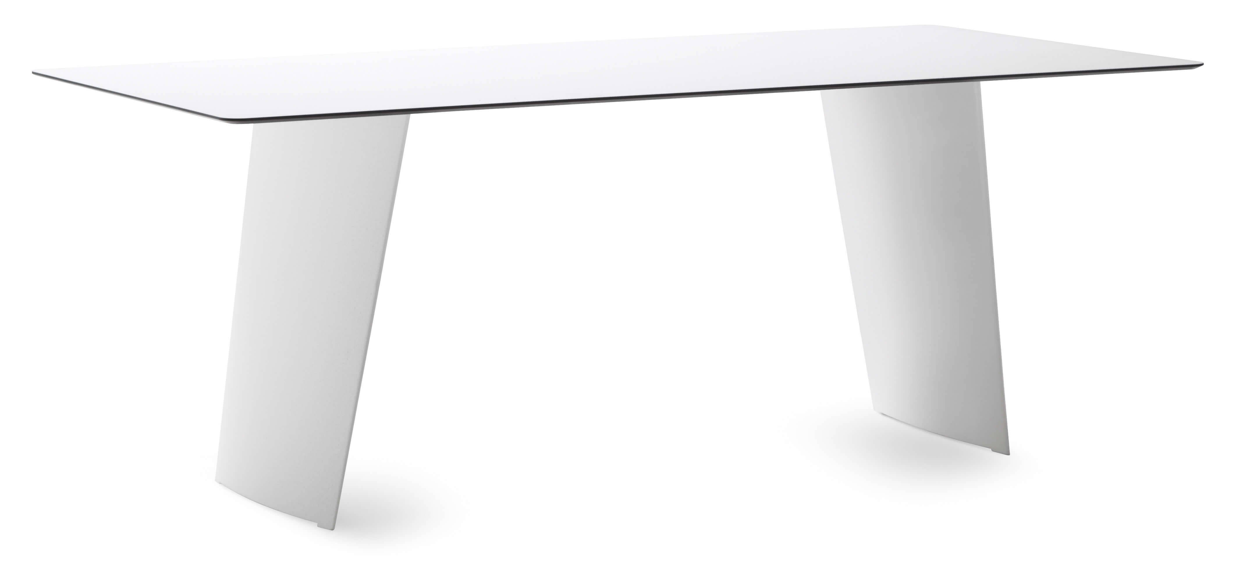 Stone-t 200 Rectangular Table by DomItalia, Italy