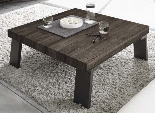 Lovely Palma Coffee Table, Walnut Buy Online At Best Price   SohoMod