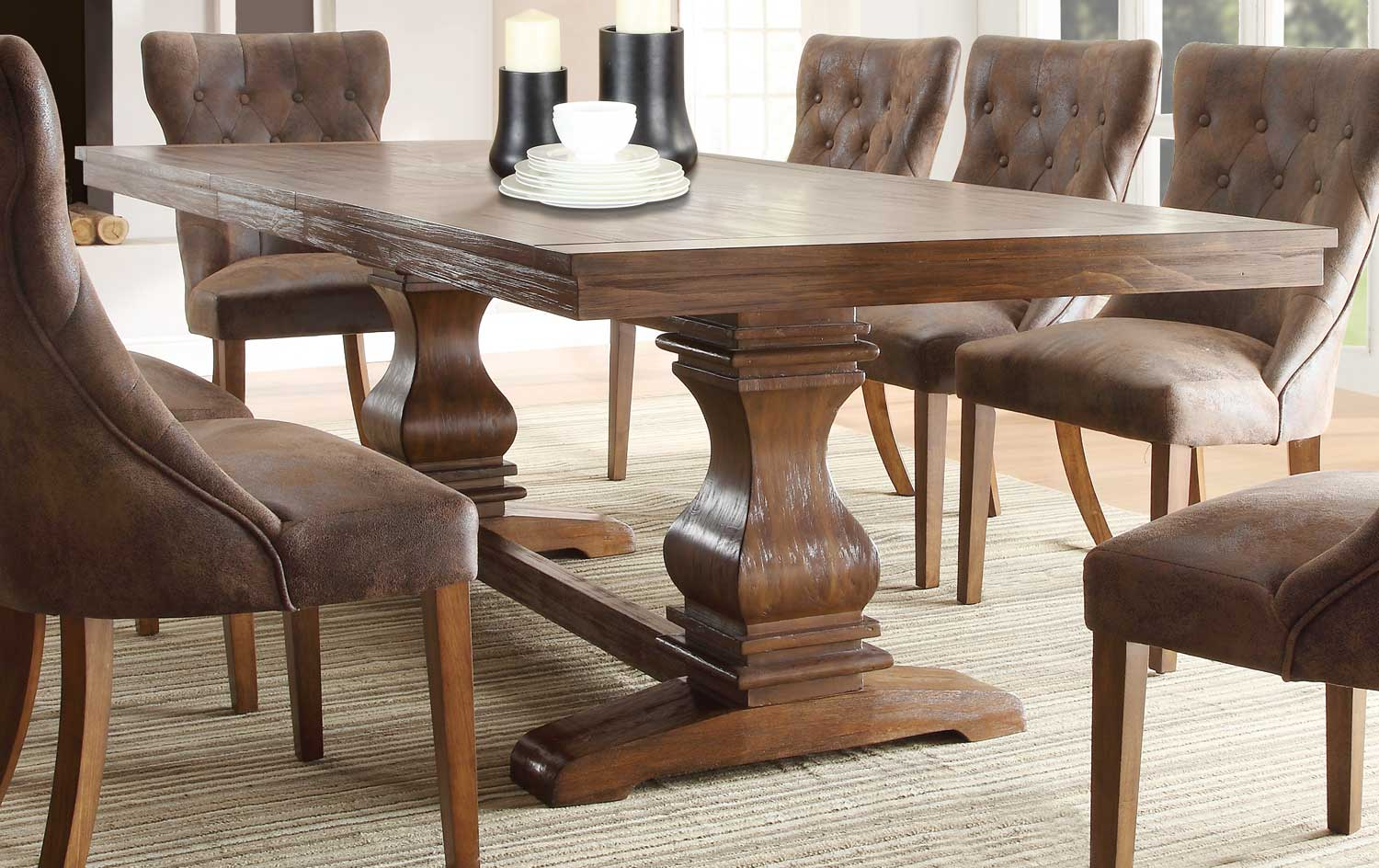 Upcycled Dining Table Ideas