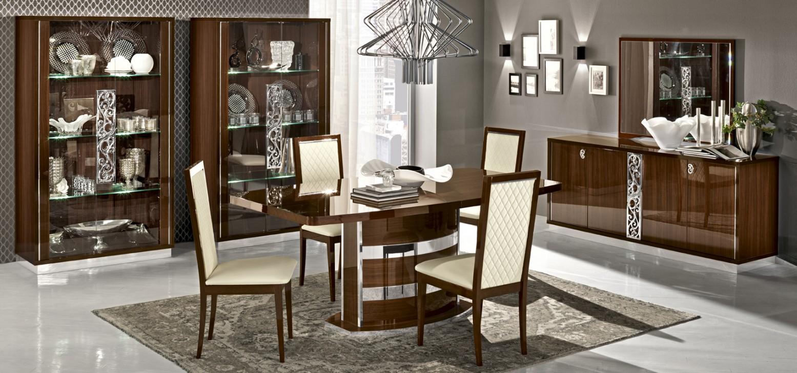 Roma Modern Dining Room Set