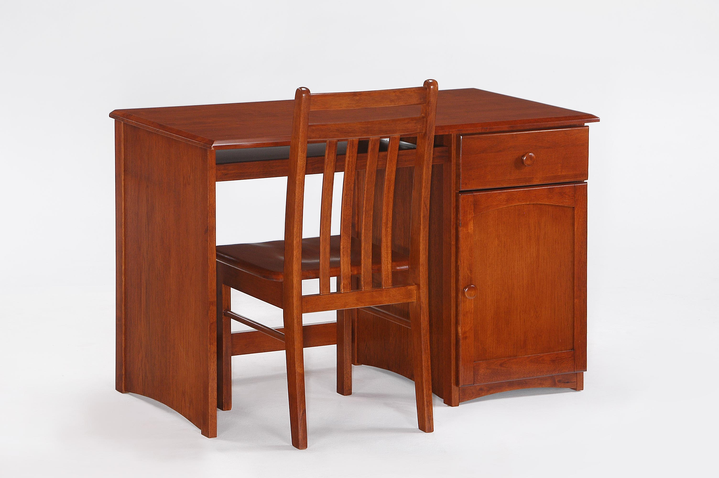 Clove Wood Student Desk w/Chair