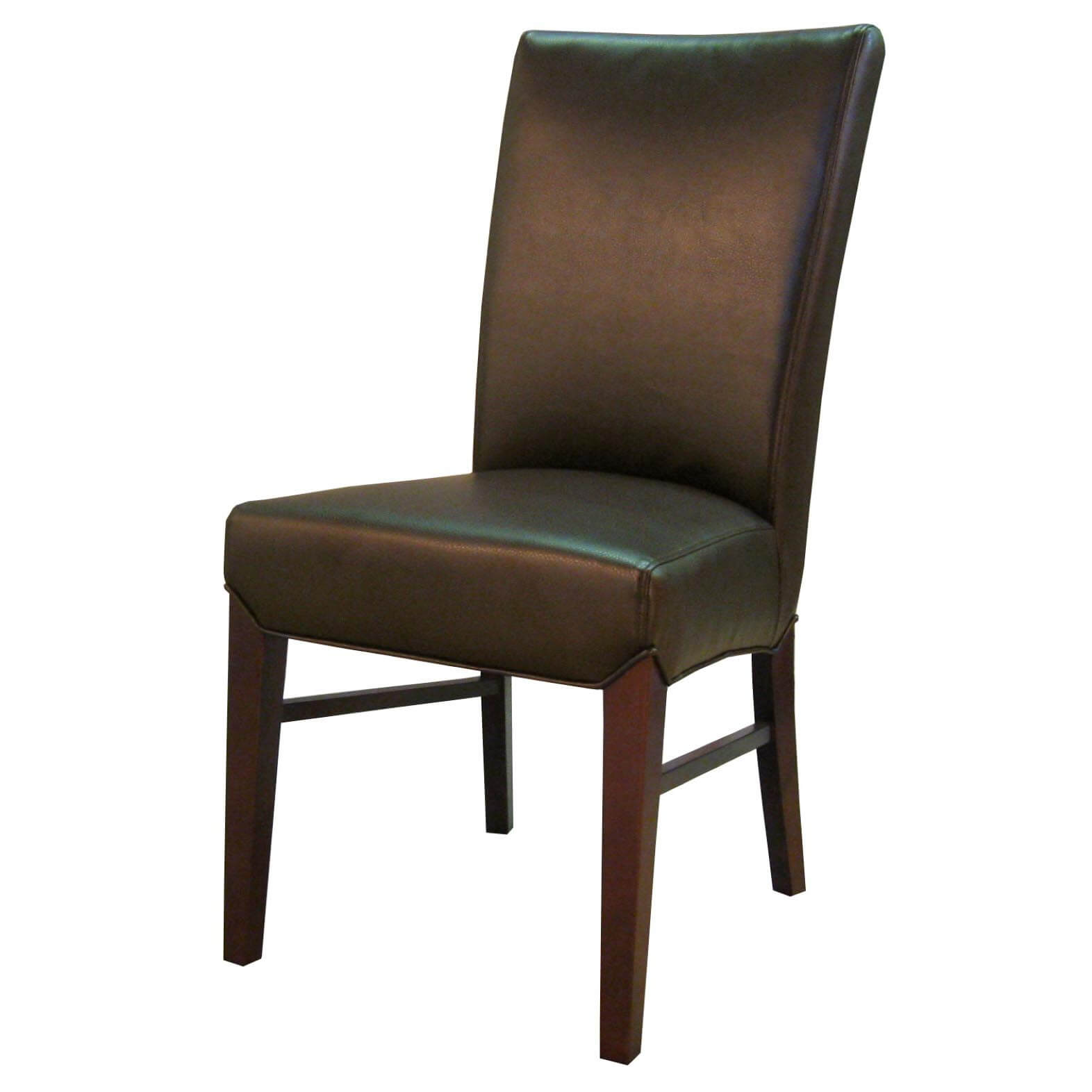 milton bonded leather chair pomegranate set of 2 buy online at best