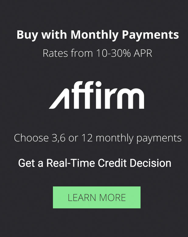 Affirm : Buy with Monthly Payments